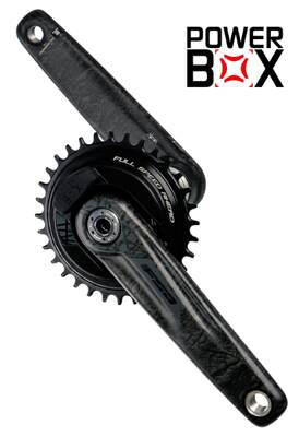 Kľuky FSA PowerBox Carbon 392EVO 32z, 170mm 2017