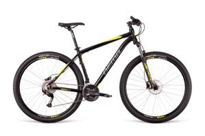 Bicykel Dema ENERGY 5.0 black-green-gray 21""