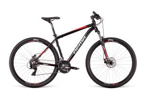 Bicykel Dema ENERGY 1.0 black-red-white 19""