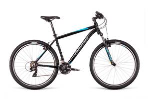 Bicykel Dema PEGAS 1.0 black-blue-gray 19""