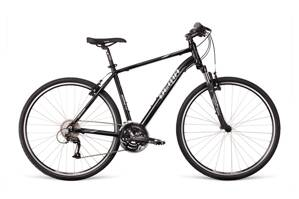 Bicykel Dema MERANO 7.0 black-gray-lightgray 20""