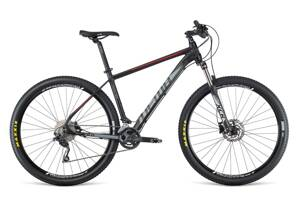 Bicykel Dema ENERGY 9.0 black-red 17""